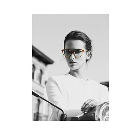 Vespa Eyeglasses ADV