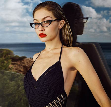Vogue Eyeglasses ADV