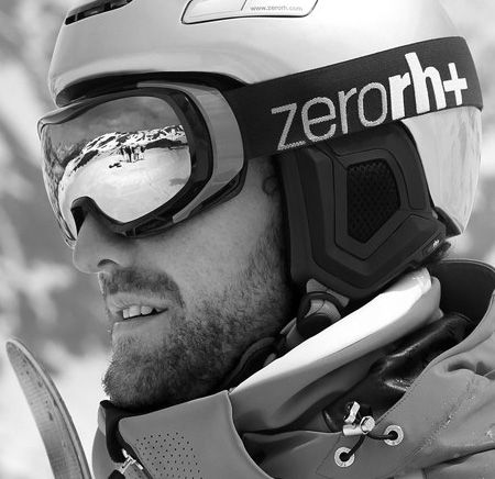 Zerorh+ Goggles ADV