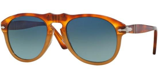 Persol PO 0649 RESINA E SALE/BLUE SHADED