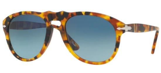 Persol PO 0649 MADRETERRA/BLUE SHADED