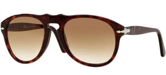 Persol PO 0649 HAVANA/DARK BROWN SHADED