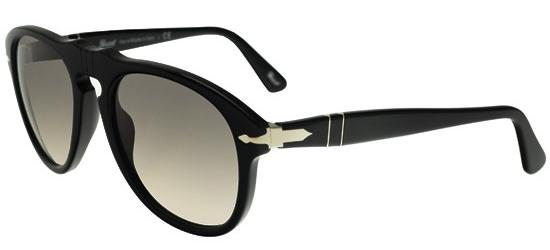 Persol Persol PO 0649 BLACK/GREY SHADED