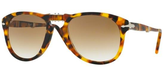 Persol PO 0714 FOLDING MADRETERRA/CRYSTAL BROWN SHADED