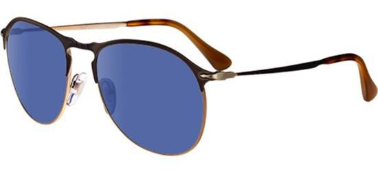 Persol PO 7649S LIGHT BROWN/BLUE
