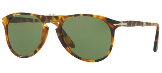 Persol PO 9714S FOLDING MADRETERRA/CRYSTAL GREEN