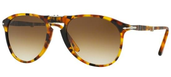 Persol PO 9714S FOLDING MADRETERRA/CRYSTAL BROWN SHADED