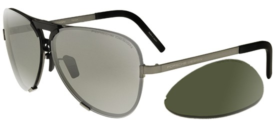 Porsche Design sunglasses P8678 BASIC CURVED