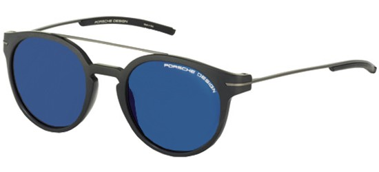 Porsche Design P8644-B Sonnenbrille in dark brown,gold 50/21