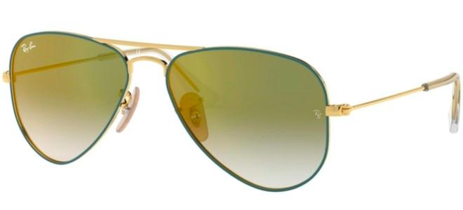 Ray-Ban Junior solbriller AVIATOR JUNIOR RJ 9506S