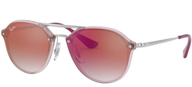 Ray-Ban Junior solbriller BLAZE JUNIOR RJ 9067SN