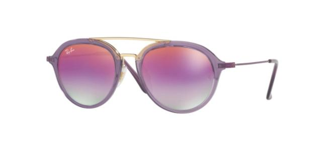 Ray-Ban Junior solbriller DOUBLE BRIDGE JUNIOR RJ 9065S