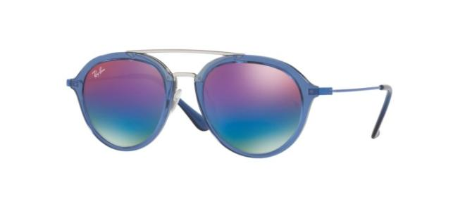 Ray-Ban Junior zonnebrillen DOUBLE BRIDGE JUNIOR RJ 9065S