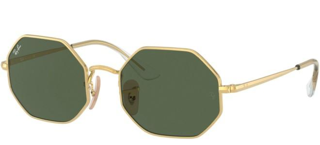 Ray-Ban Junior solbriller HEXAGONAL JUNIOR RJ 9549S