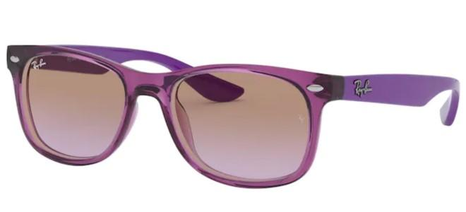 Ray-Ban Junior solbriller NEW WAYFARER JUNIOR RJ 9052S
