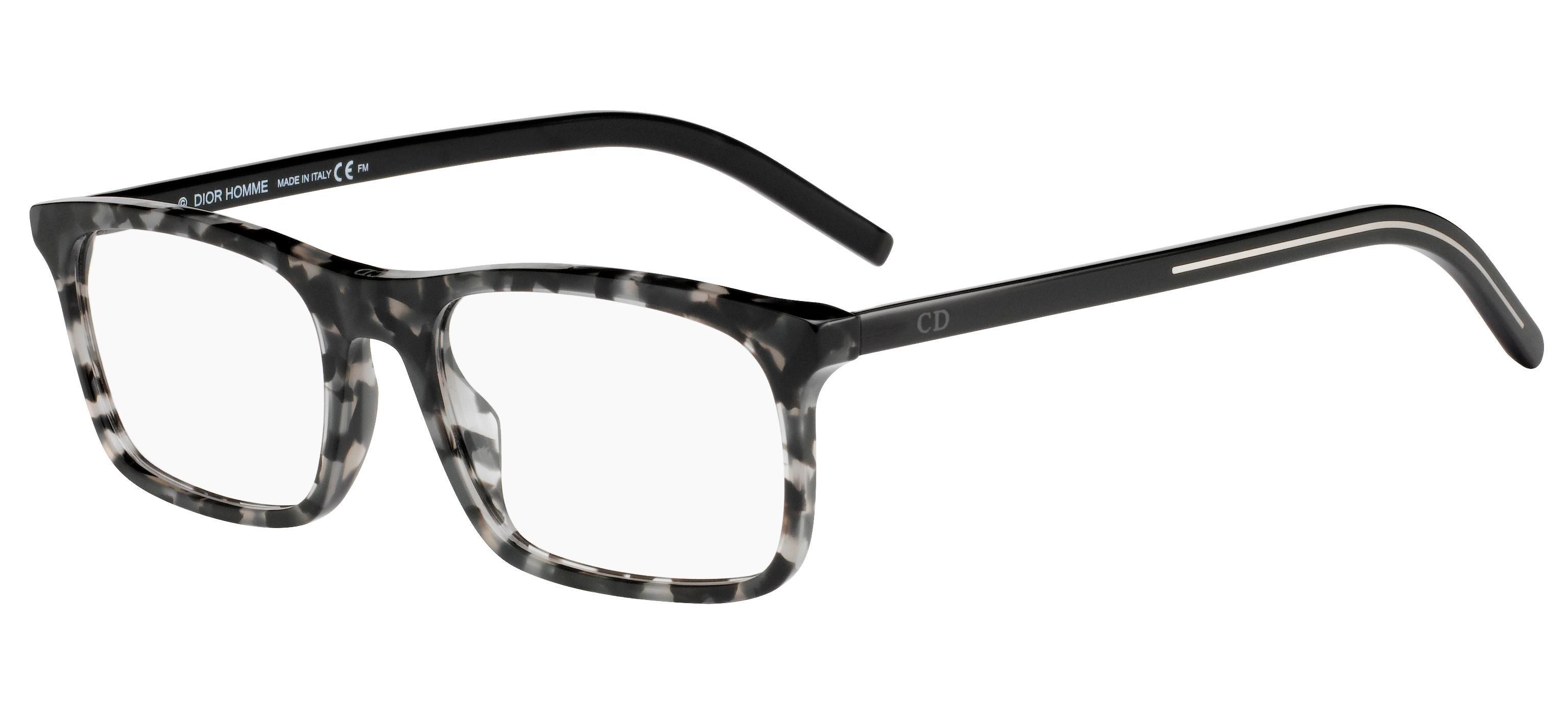 Dior brillen BLACK TIE 235