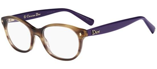 Christian Dior CD 3237 STRIPED LIGHT BROWN VIOLET