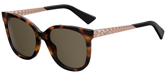 Womens DIORAMA3N 70 0T4 Sunglasses, Havana Pink/Brown, 55 Dior