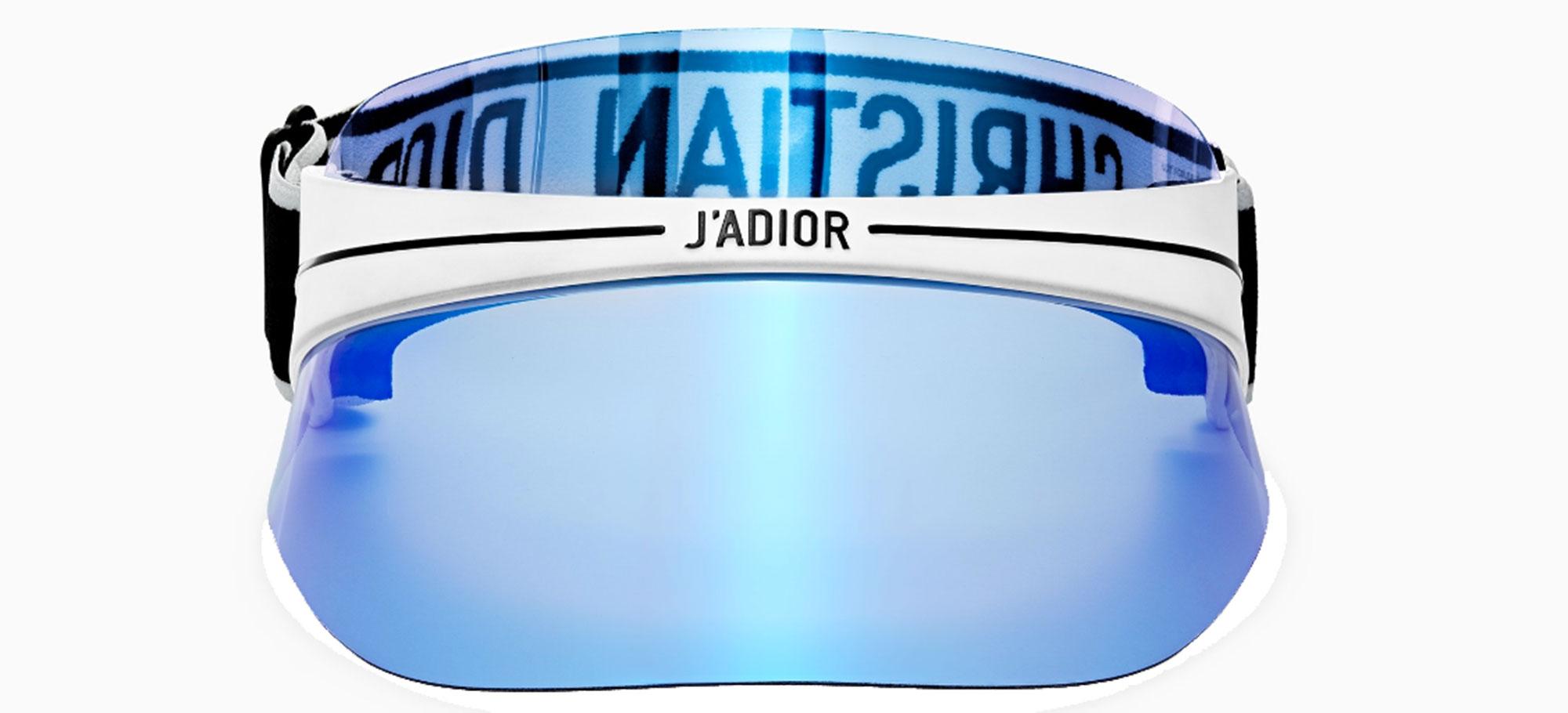 3e860c1da2826e Dior club1 Visor unisex Sunglasses online sale