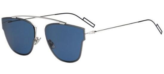 christian dior sunglasses 67ls  Christian Dior Christian Dior DIOR 0204 S PALLADIUM/BLUE