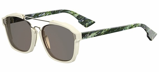 Christian Dior DIOR ABSTRACT WHITE GREEN MARBLE/GREY