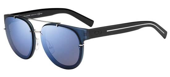 Christian Dior DIOR BLACK TIE 143S BLUE BLACK/BLUE SKY MIRROR