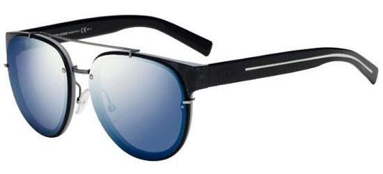 Christian Dior DIOR BLACK TIE 143S DARK BLUE BLACK/BLUE SKY MIRROR