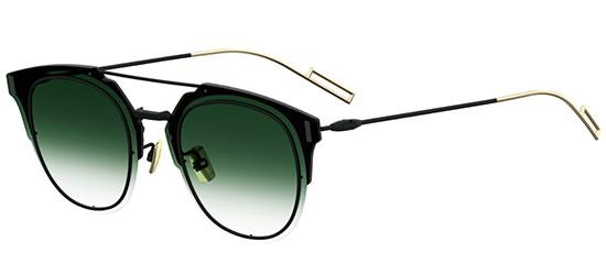 Dior DIOR COMPOSIT 1.0 BLACK/GREEN SHADED