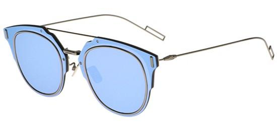 Christian Dior DIOR COMPOSIT 1.0 RUTHENIUM/LIGHT BLUE