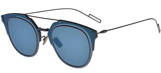 Christian Dior DIOR COMPOSIT 1.0 SHINY BLUE RUTHENIUM/BLUE