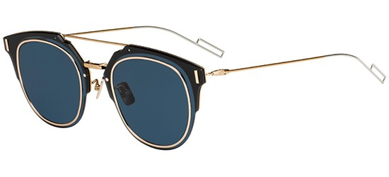 Christian Dior DIOR COMPOSIT 1.0 BLACK GOLD/BLUE