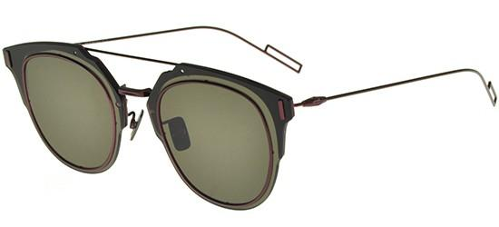 Christian Dior DIOR COMPOSIT 1.0 DARK PURPLE/GREEN BROWN