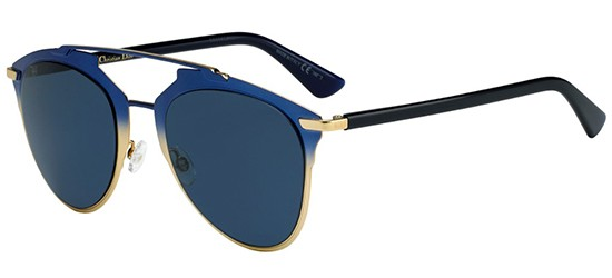 Dior DIOR REFLECTED BLUE SHADED GOLD/BLUE
