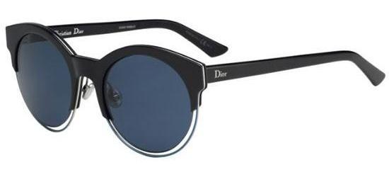 Christian Dior DIOR SIDERAL 1 BLACK SILVER/BLUE