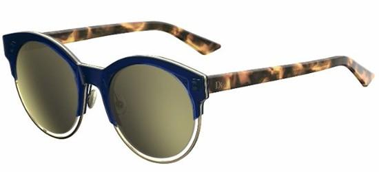 Christian Dior DIOR SIDERAL 1 BLUE GOLD HAVANA/GOLD GREY
