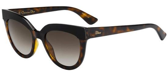 Christian Dior DIOR SOFT 1 HAVANA/BROWN SHADED