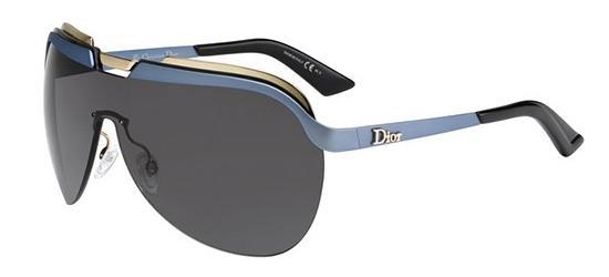 Christian Dior DIOR SOLAR MATTE AZURE GOLD/DARK GREY