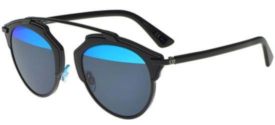 Dior DIOR SO REAL BLACK/BLUE GREY