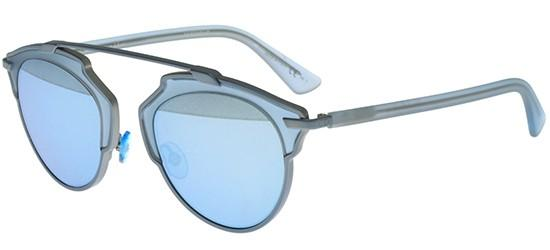Dior DIOR SO REAL MATTE LIGHT BLUE GREY/GREY LIGHT BLUE