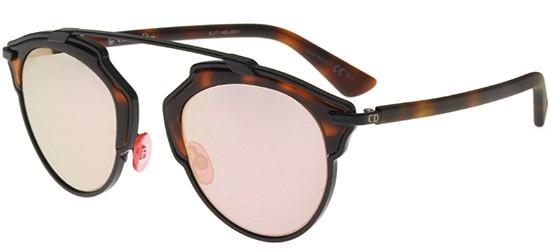 Dior DIOR SO REAL BLACK HAVANA/PINK