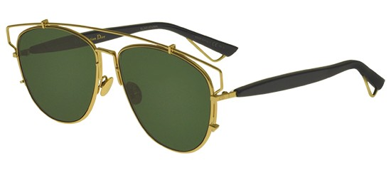 Christian Dior DIOR TECHNOLOGIC GOLD BLACK/GREEN