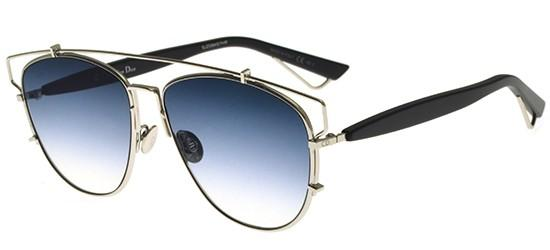 Christian Dior DIOR TECHNOLOGIC PALLADIUM BLACK/BLUE SHADED
