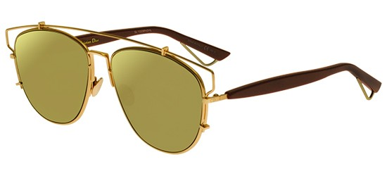 Christian Dior DIOR TECHNOLOGIC COPPER GOLD BURGUNDY/LIGHT GOLD