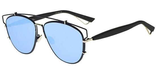 Christian Dior DIOR TECHNOLOGIC SILVER MATTE BLACK/LIGHT BLUE