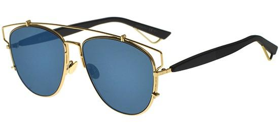 Christian Dior DIOR TECHNOLOGIC GOLD BLACK/BLUE
