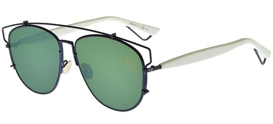 Christian Dior DIOR TECHNOLOGIC MATTE DARK BLUE WHITE/GREEN