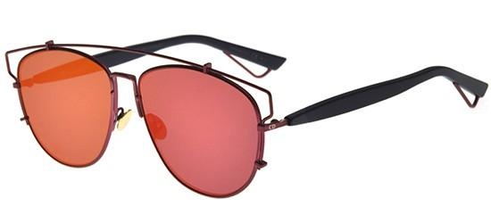 Christian Dior DIOR TECHNOLOGIC MATTE VIOLET BLACK/ORANGE FUCSIA