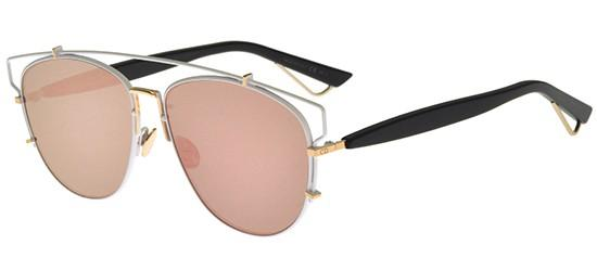 Christian Dior DIOR TECHNOLOGIC SILVER GOLD MATTE BLACK/ROSE GREY