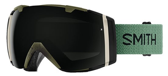 Smith Optics skibrillen I/O