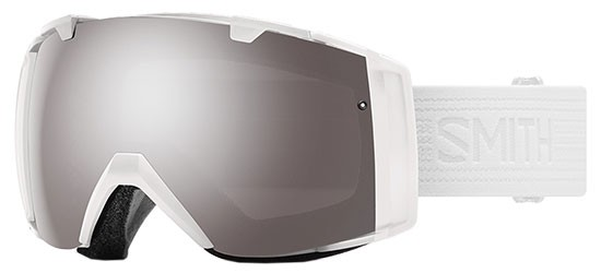 Smith Optics goggles I/O